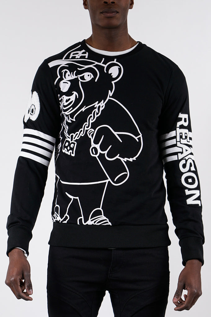 Reason Men Reason Bear Crewneck