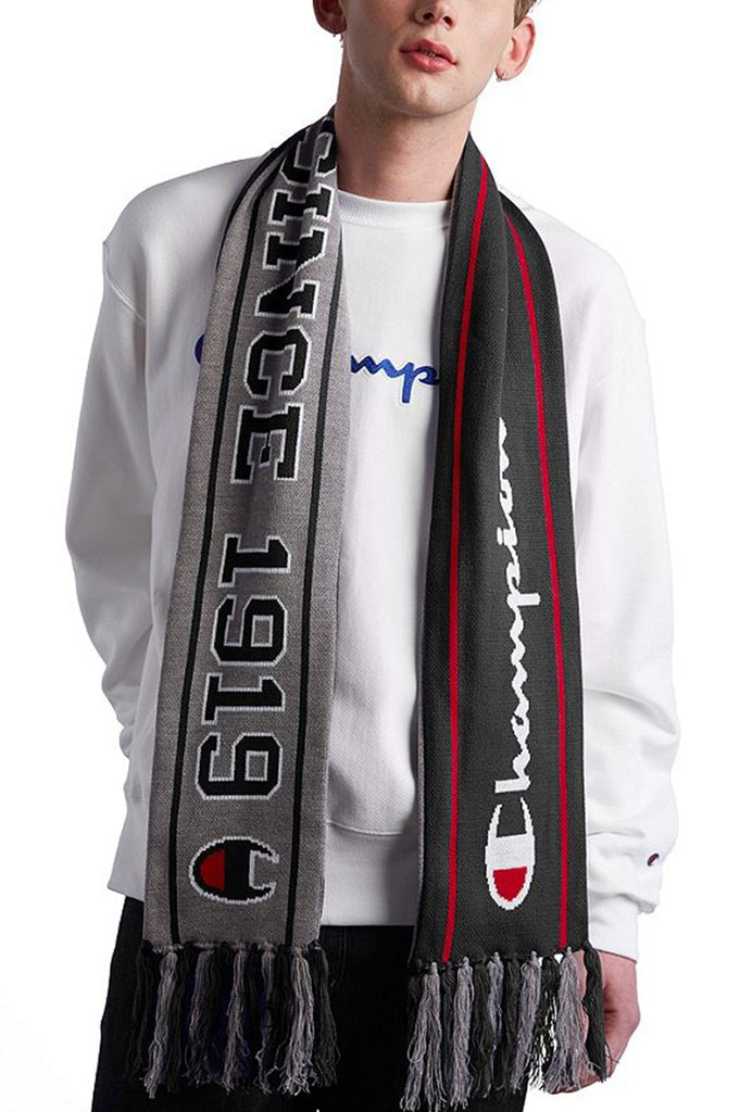 Champion Acc Reversible Knit Scarf