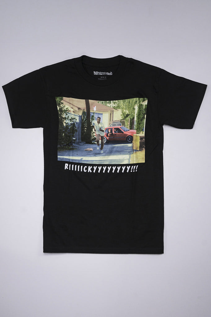 Aao Fashion Men Boyz N The Hood S/S Graphic Tee