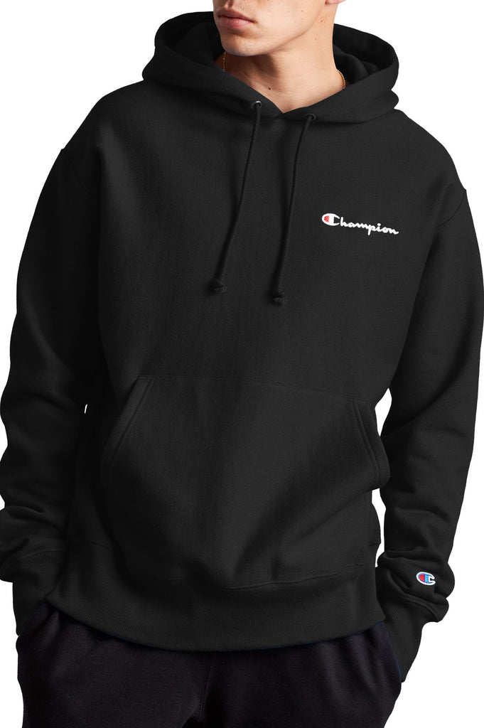 Champion Men Reverse Weave Pullover Hoodie