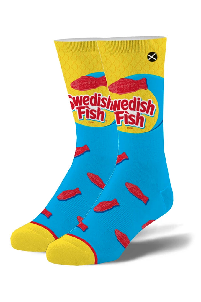 Odd Sox Swedish Fish Socks