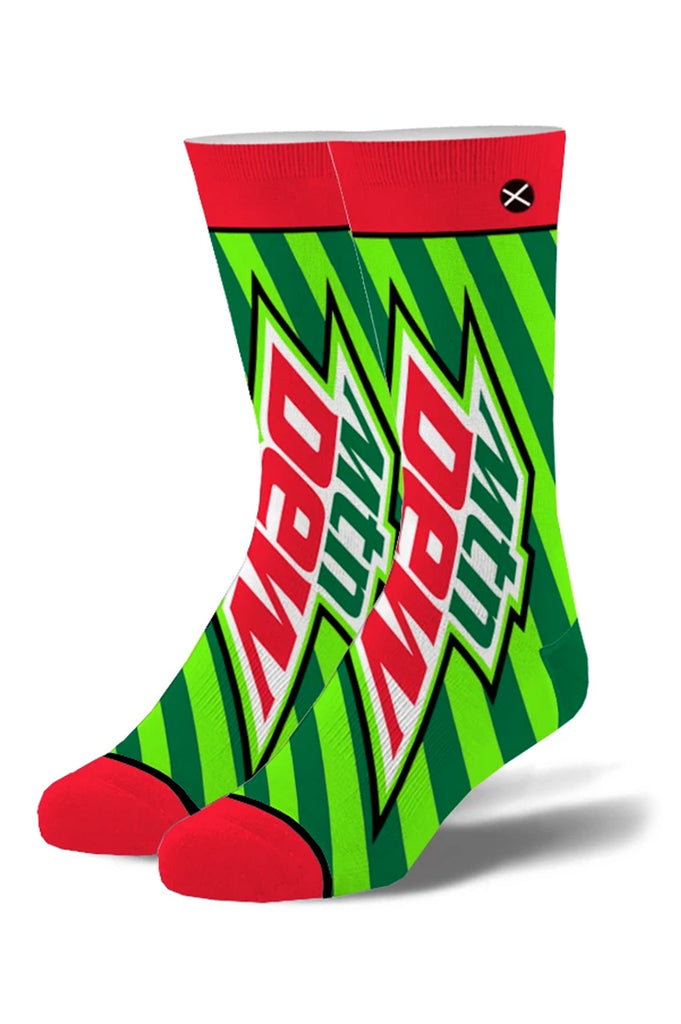Odd Sox Just Dew It Socks