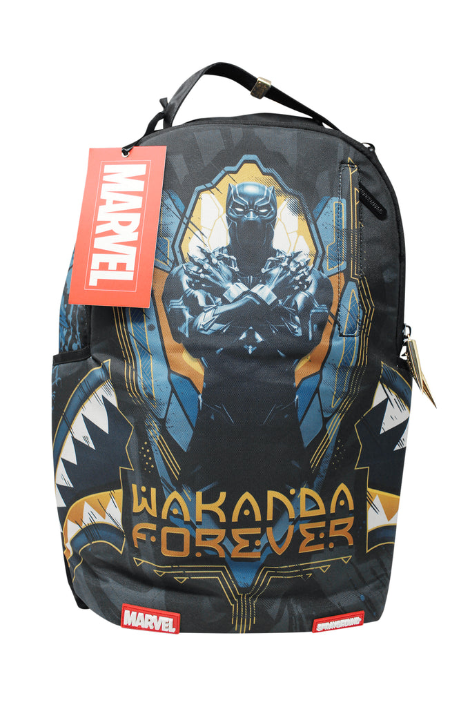Sprayground Acc Wakanda Forever 2 Backpack