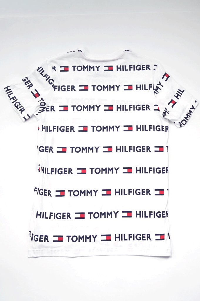 Tommy Hilfiger Loungewear Men Tommy Hilfiger Allover  S/S Tee
