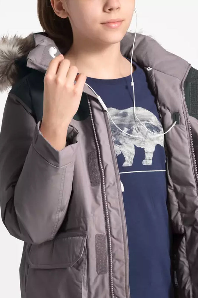North Face Youth Mcmurdo Down Parka
