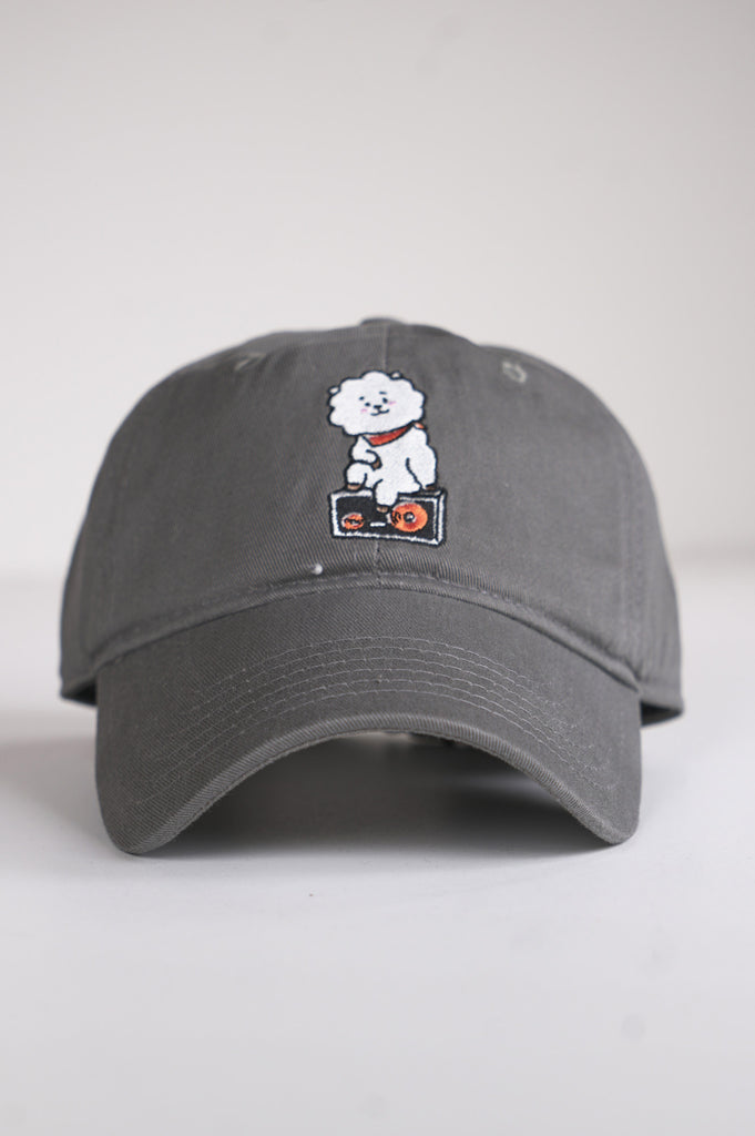 Aao Fashion Acc Dad Hat Bt21 Rj