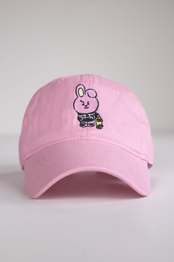 Aao Fashion Acc Dad Hat Bt21 Cooky