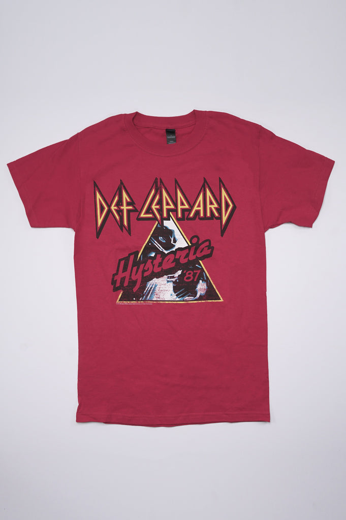 Aao Fashion Men Def Leppard Misfits T Shirt