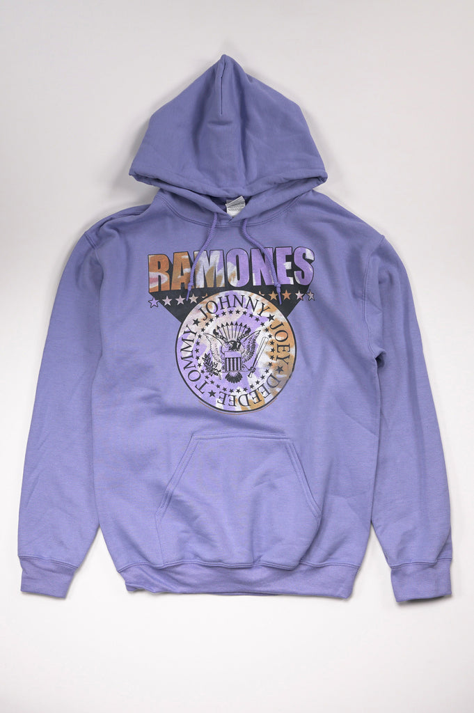 Aao Fashion Men Ramones Seal Hoodie