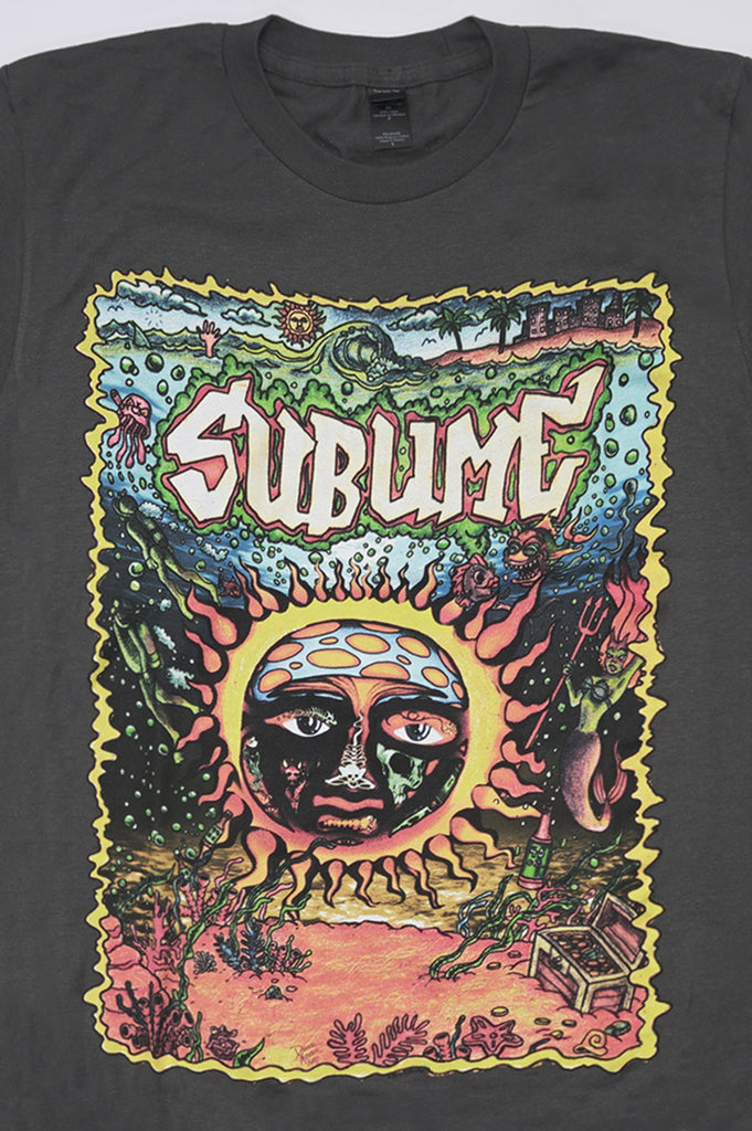 Aao Fashion Men Sublime T Shirt