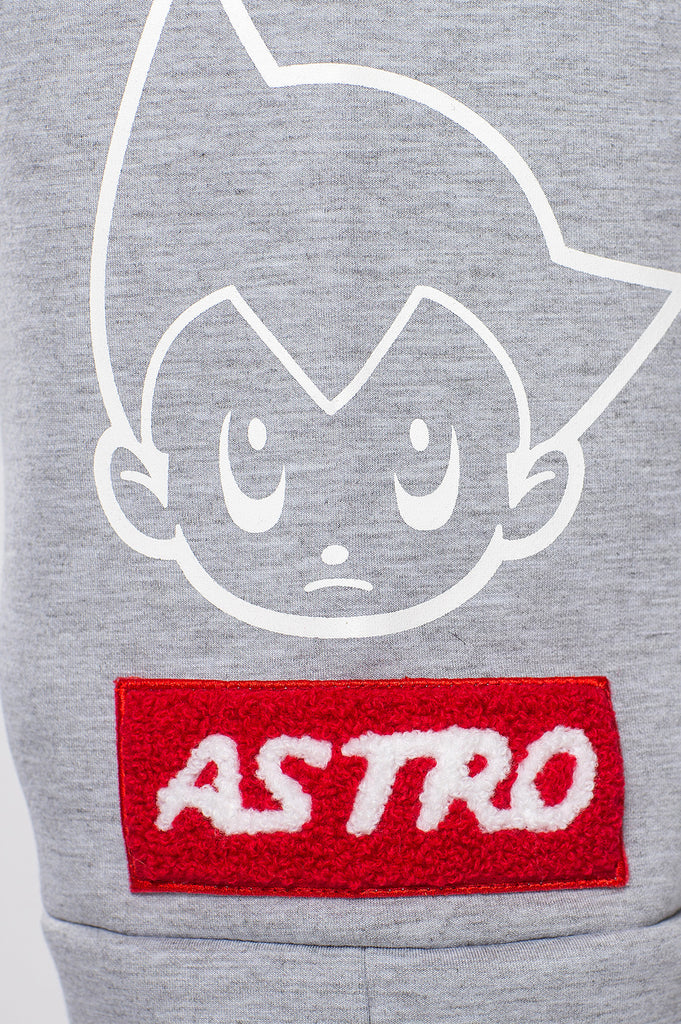Southpole Men Astro Boy Power Fleece Jogger
