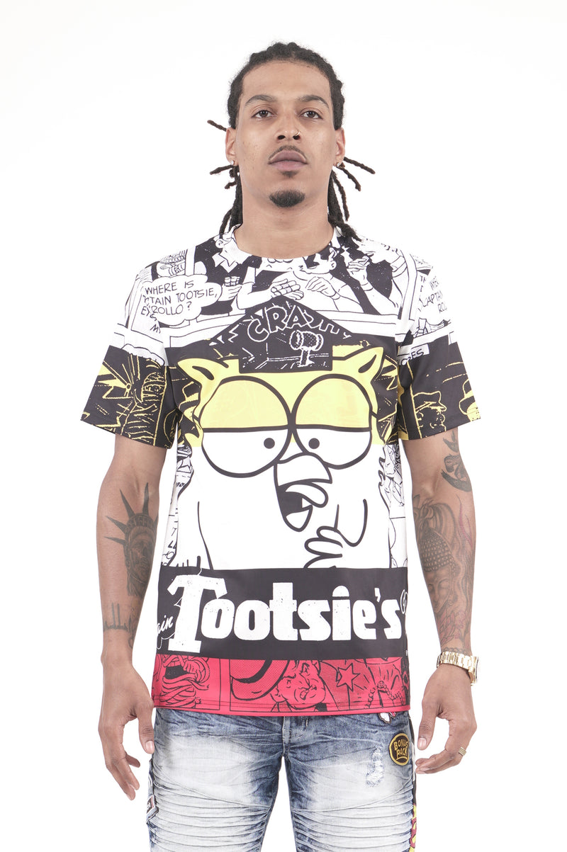 Southpole X Tootsie Men Sublimation S/S Tee