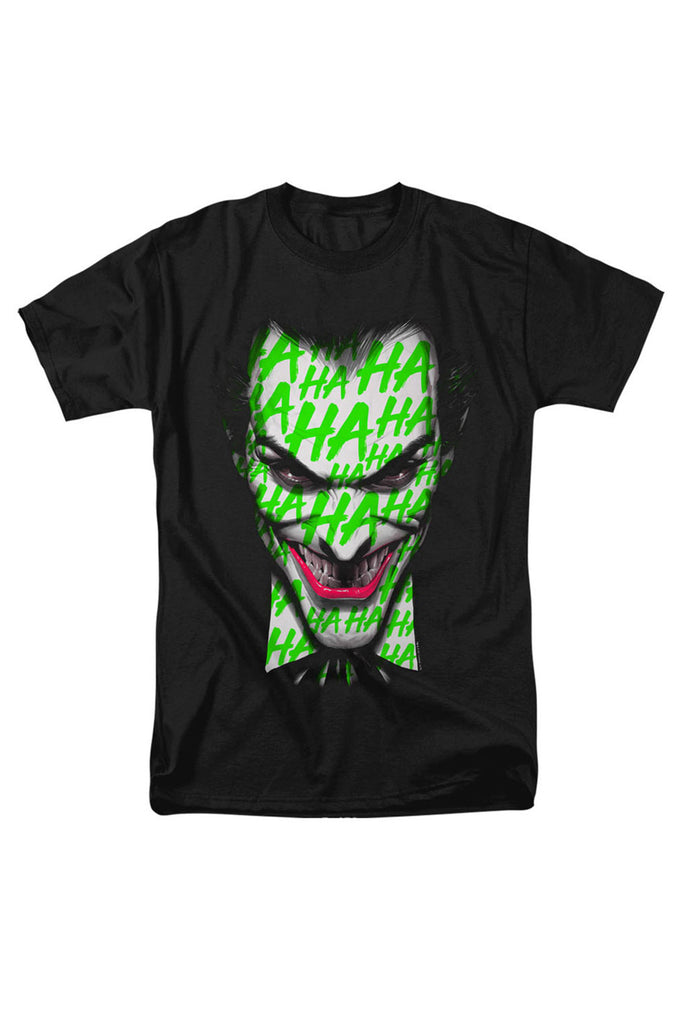 Aao Fashion Men Dc Comic  Joker Graphic Tee