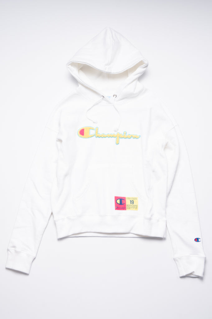 Champion Women Pop Color Reverse Weave Hoodie
