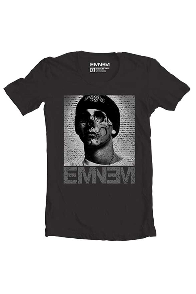 Aao Fashion Men Eminem S/S Graphic Tee