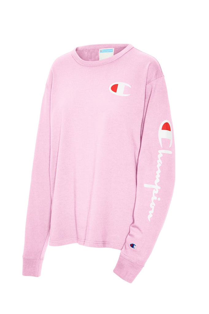 Champion Women The Boyfriend L/S Tee