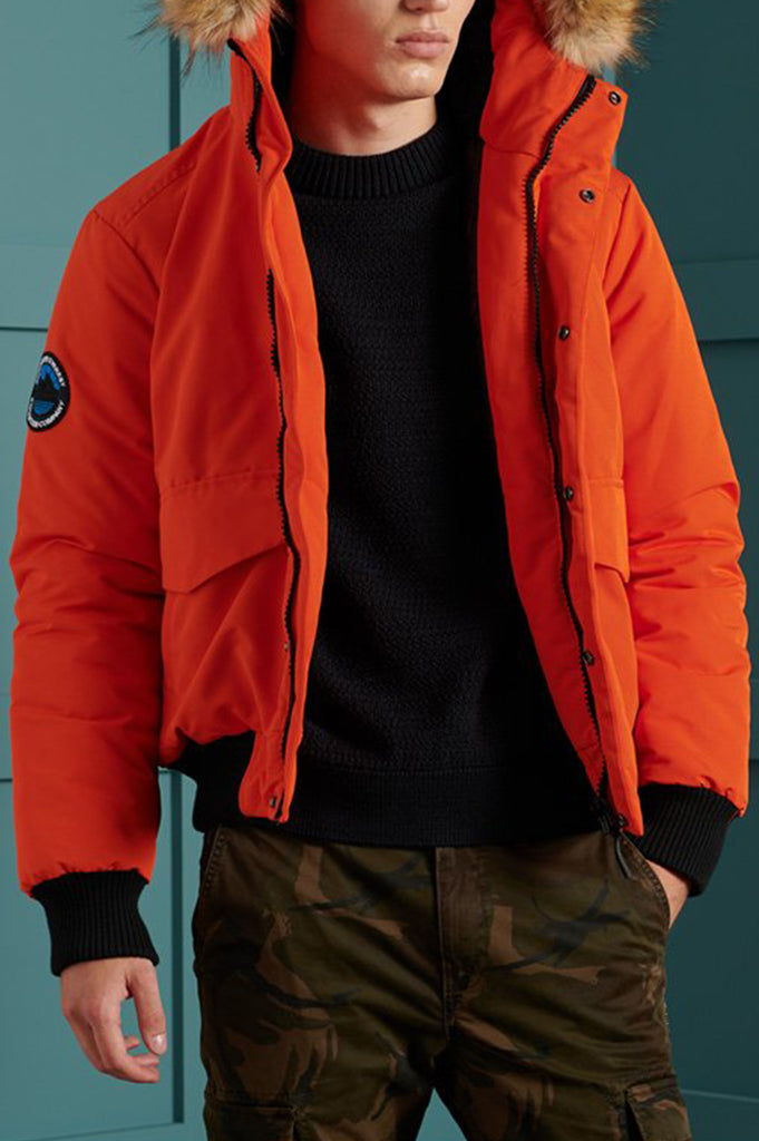 Superdry Men Everest Bomber