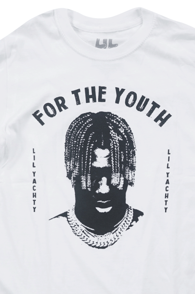 Aao Fashion Men Lil Yachty S/S Graphic Tee