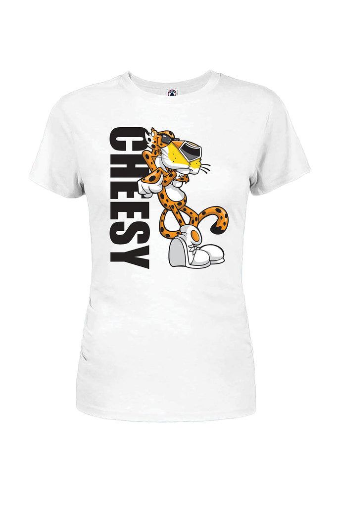 Aao Fashion Women Chester Extra Cheesy Graphic Tee