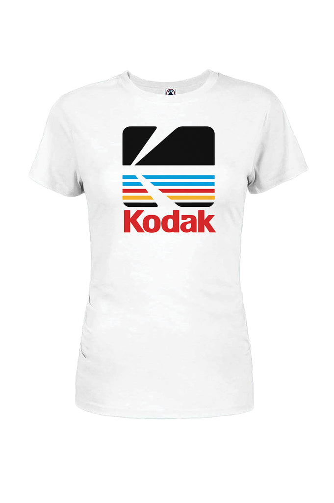 Aao Fashion Women Kodak Logo Graphic Tee