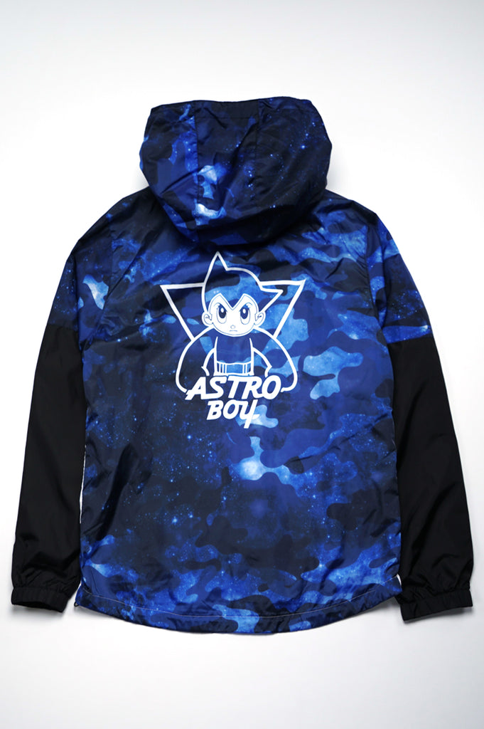 Southpole Men Astro boy Anorak Jacket