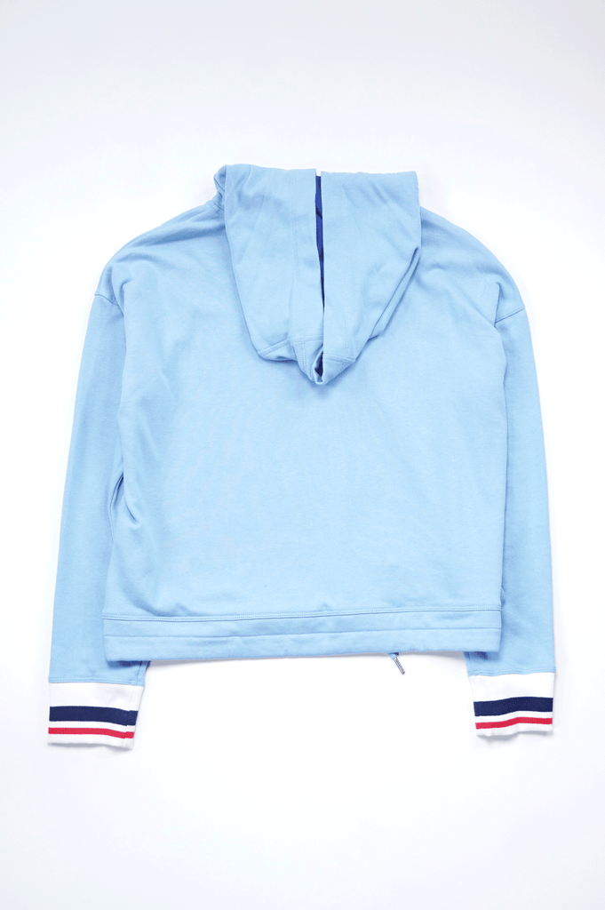Tommy Hilfiger Activewear Women Drop Shoulder Pullover Hoodie