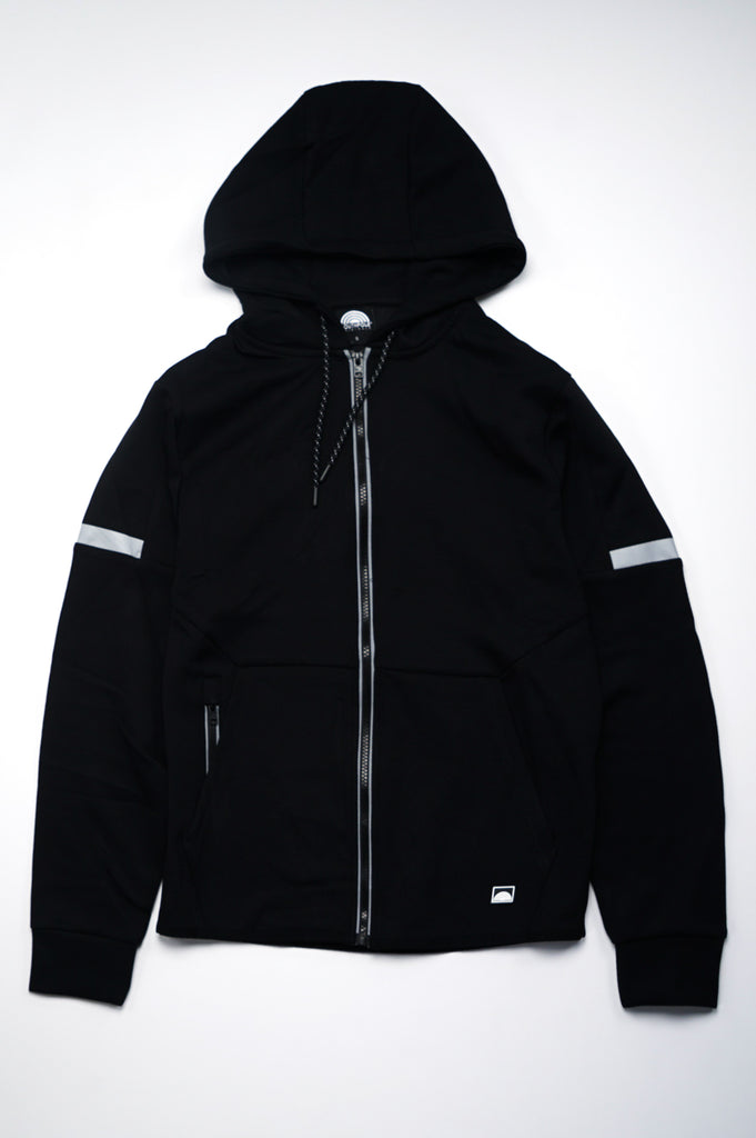 Southpole Men Power Fleece Zip Up Hoodie