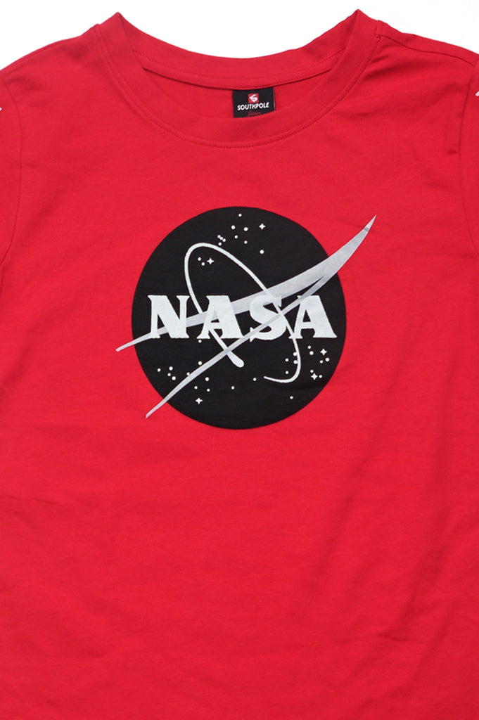 Southpole Women Nasa Logo Reflective T-Shirt