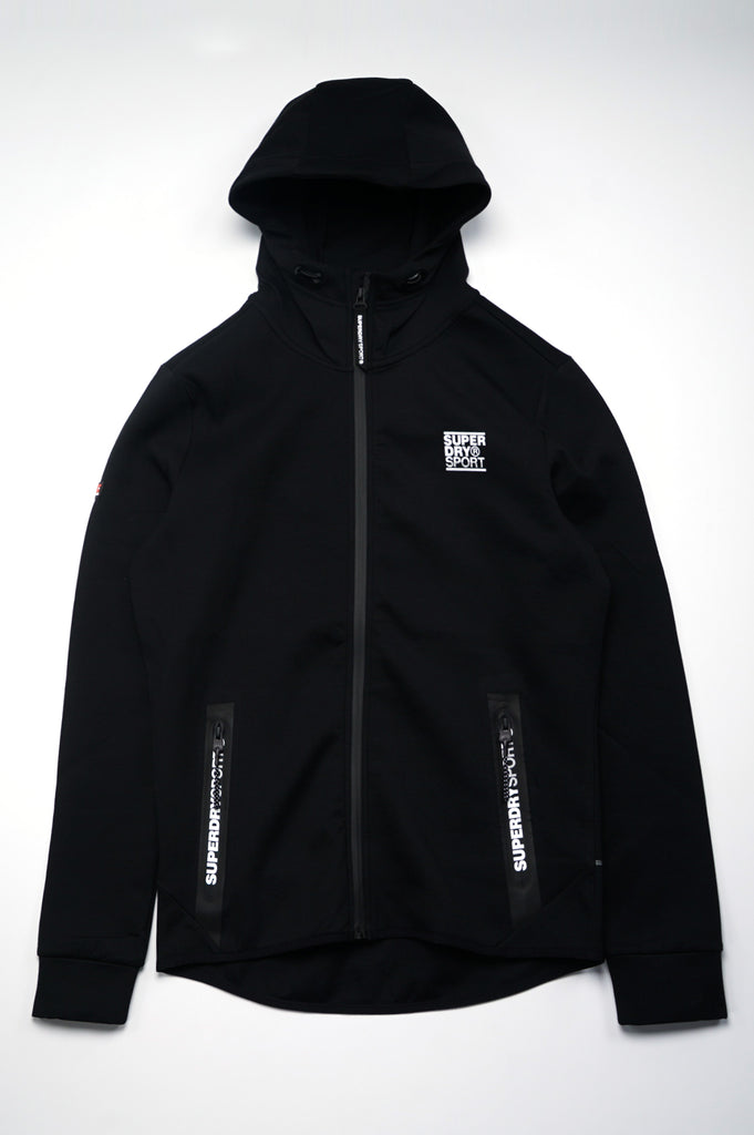 Superdry Men Gymtech Ziphood