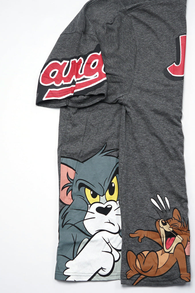 Aao Fashion Men Tom And Jerry S/S Graphic Tee