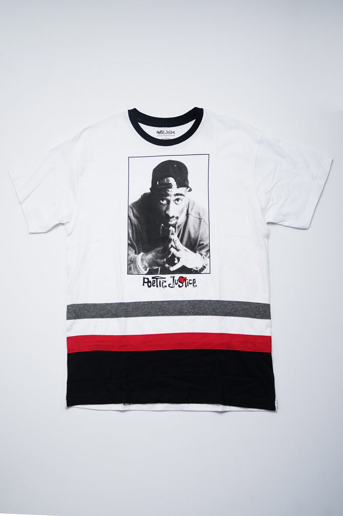 Aao Fashion Men Tupac Graphic S/S Tee