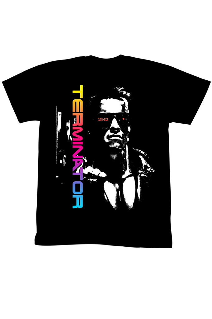 Aao Fashion Men Terminator Graphic Tee