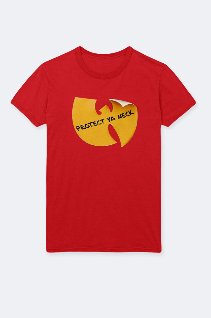 Aao Fashion Men  Wu Tang Graphic Tee