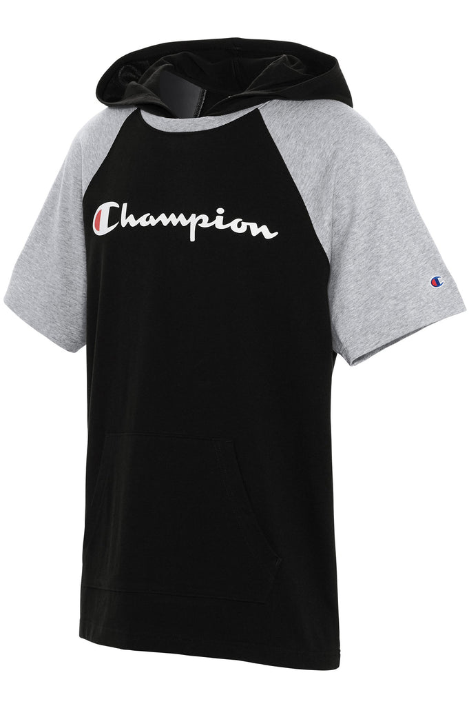 Champion Men Middleweight Ss Hoodie