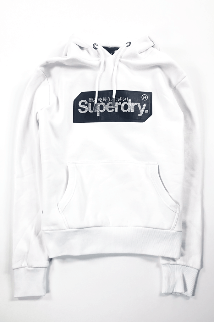 Superdry Men CORE LOGO TAG HOOD
