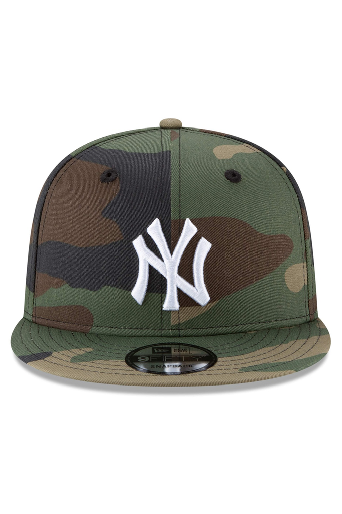 New Era 9Fifty New York Yankees Camo Snapback