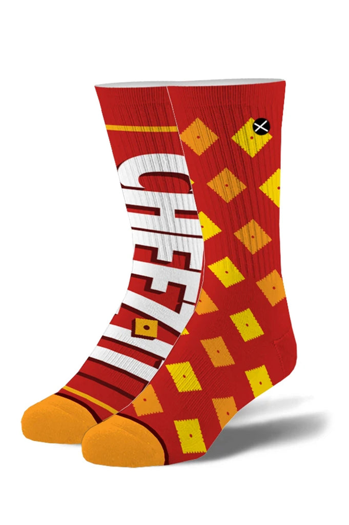 Odd Sox Cheez It Crackers Socks