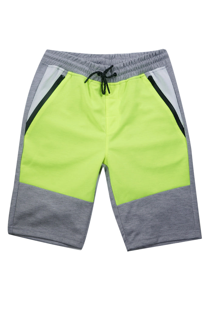 AAO FASHION Men COLOR BLOCK TECH SHORTS