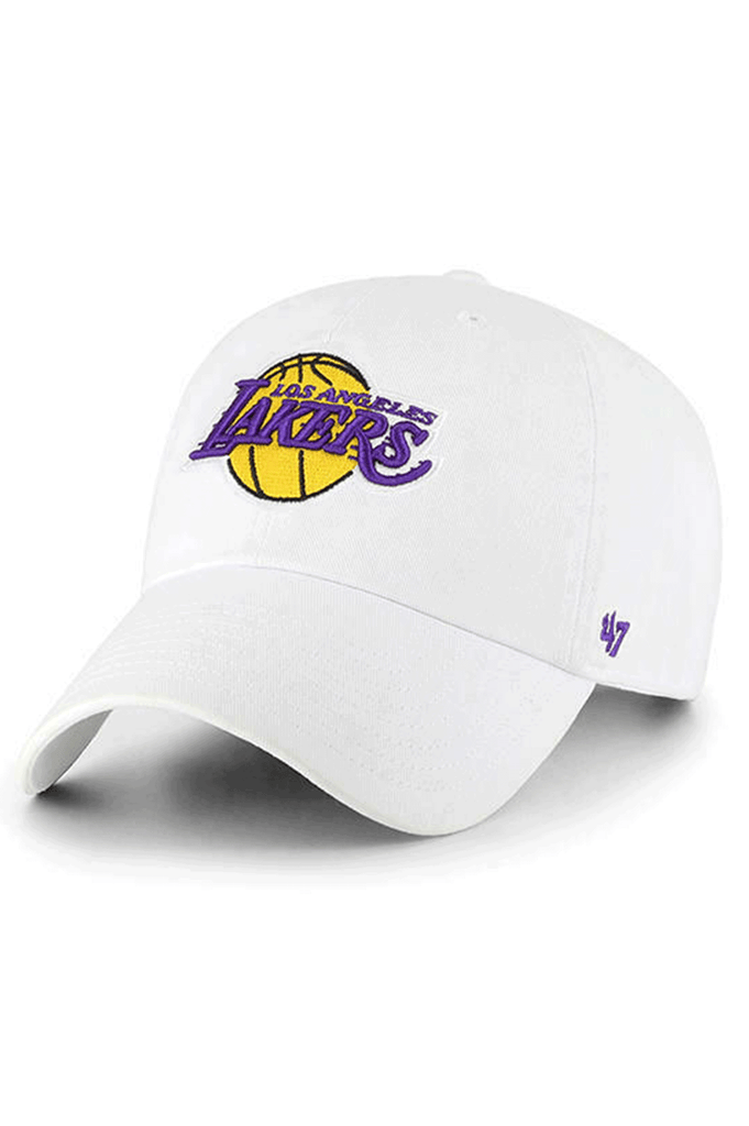 47' Clean Up Los Angeles Lakers Cap
