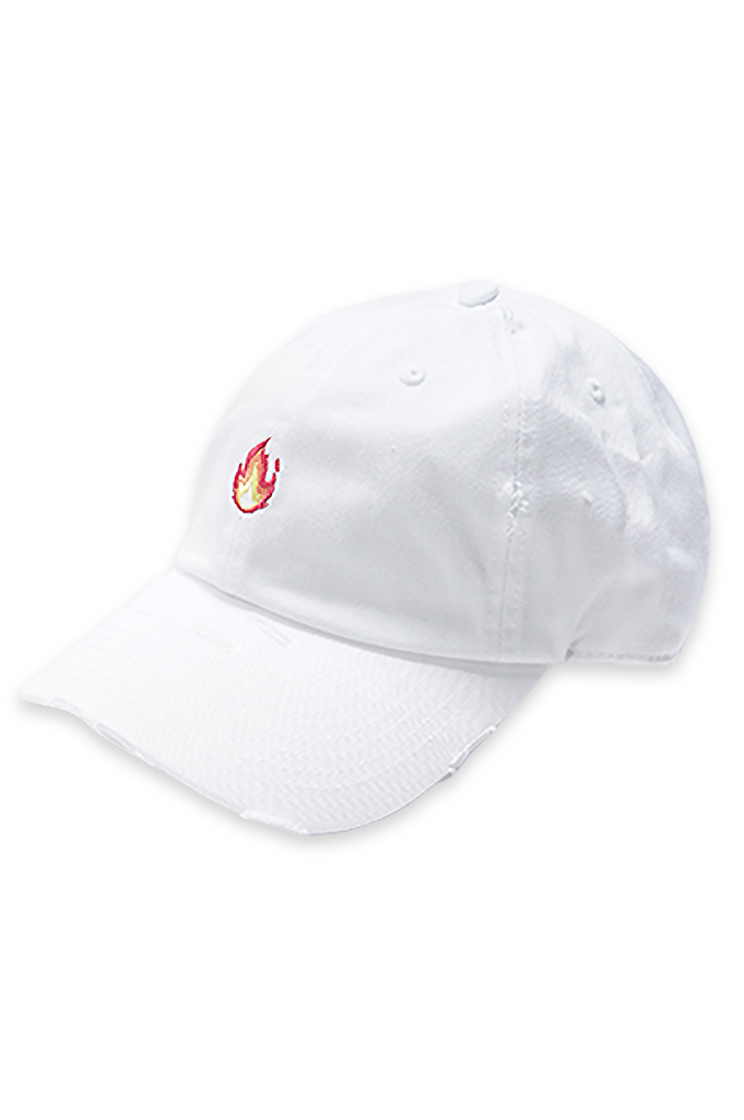 Aao Fashion Acc Dad Hat Fire
