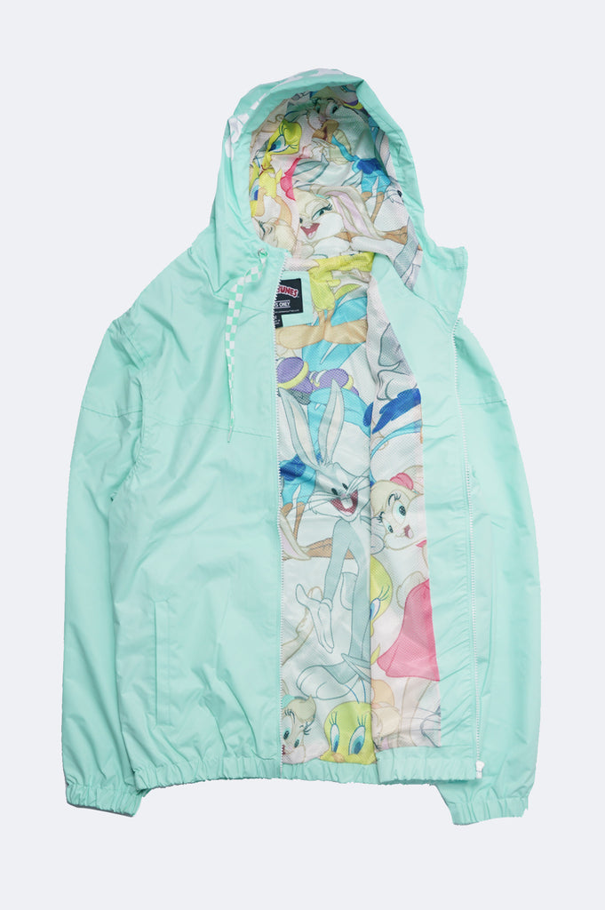 Members Only Women W/B Jacket W/Printed Lining