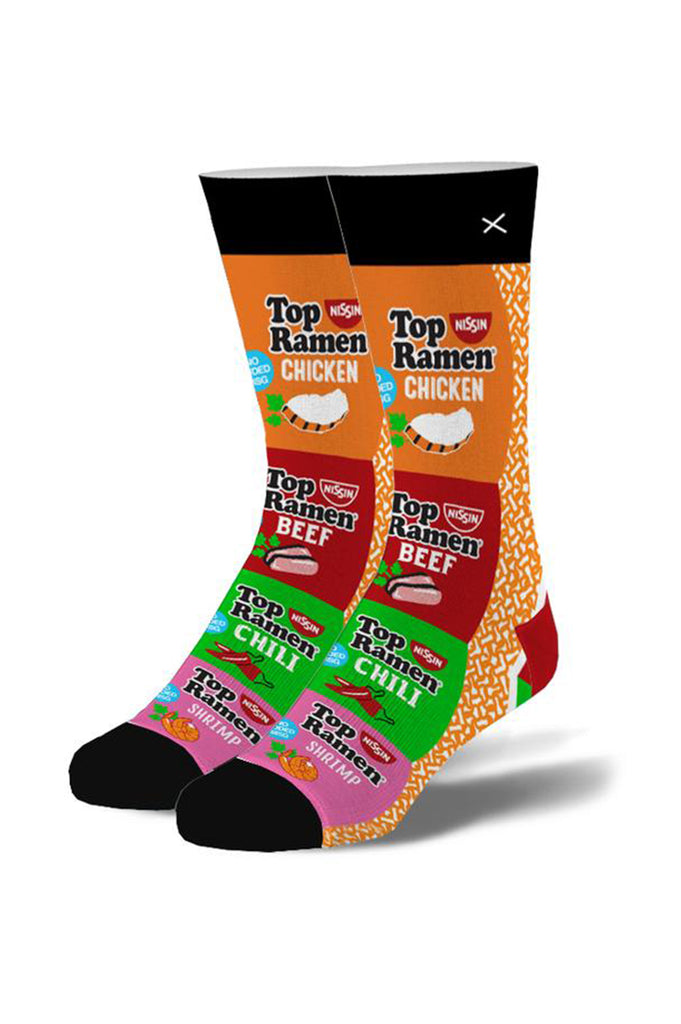 Odd Sox Socks Top Ramen Stack Socks