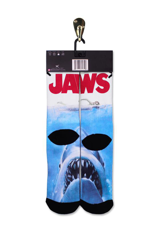 Odd Sox Jaws Cover Socks