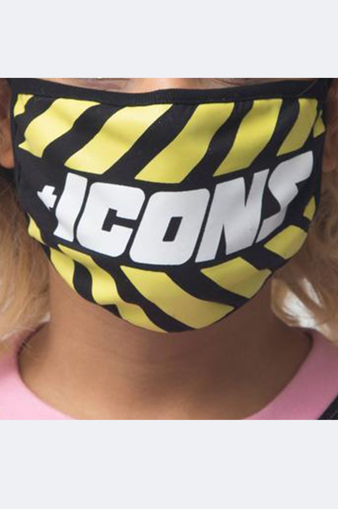 Hudson Acc Icons Face Mask