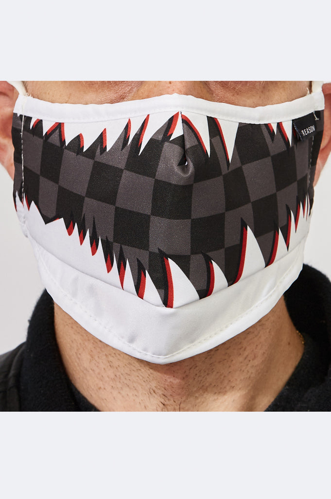 Reason Acc Monster Face Mask