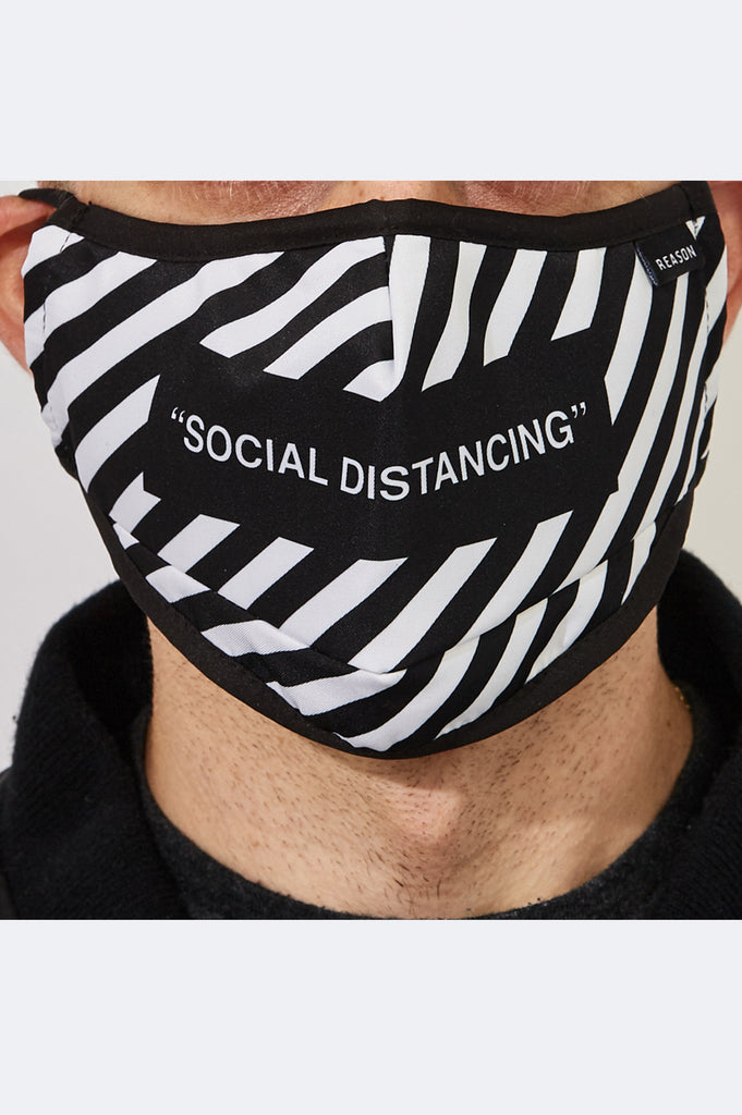 Reason Acc Social Distance Face Mask