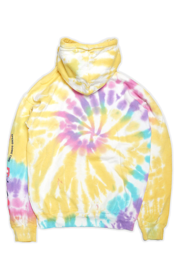 Aao Fashion Women Mickey Dreaming Print Hoodie
