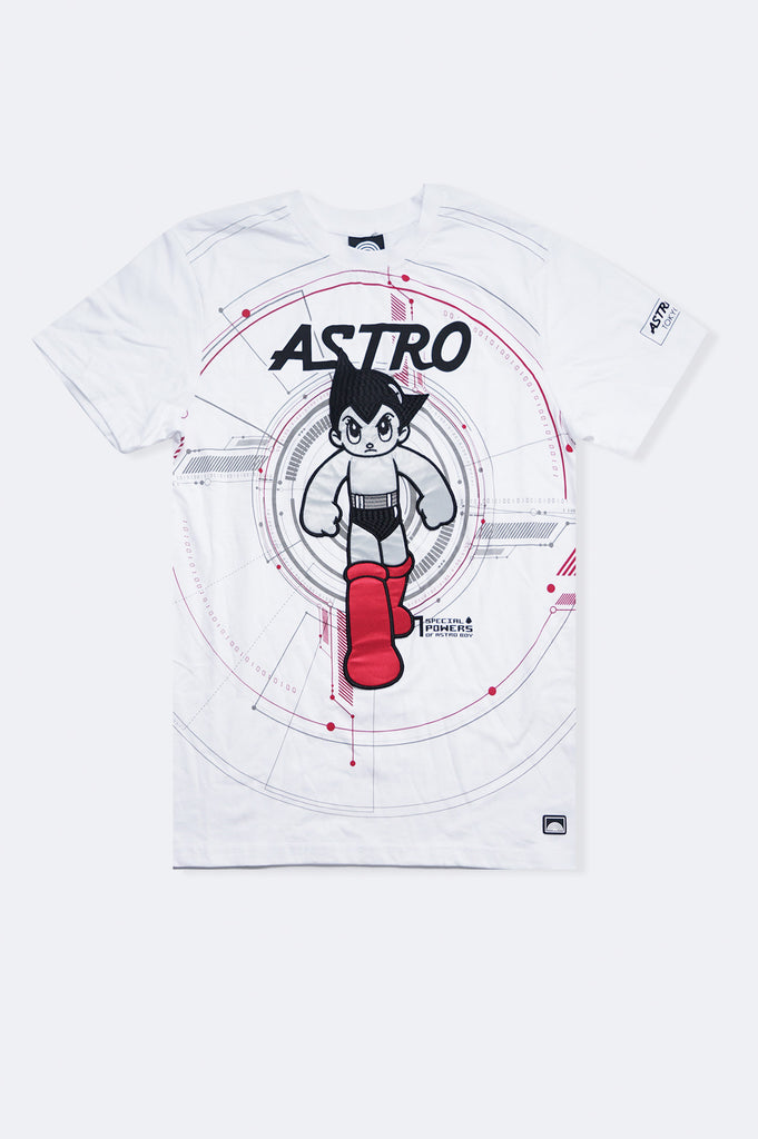 Southpole X Collaboration Men Astro boy Reflection  Graphic S/S Tee