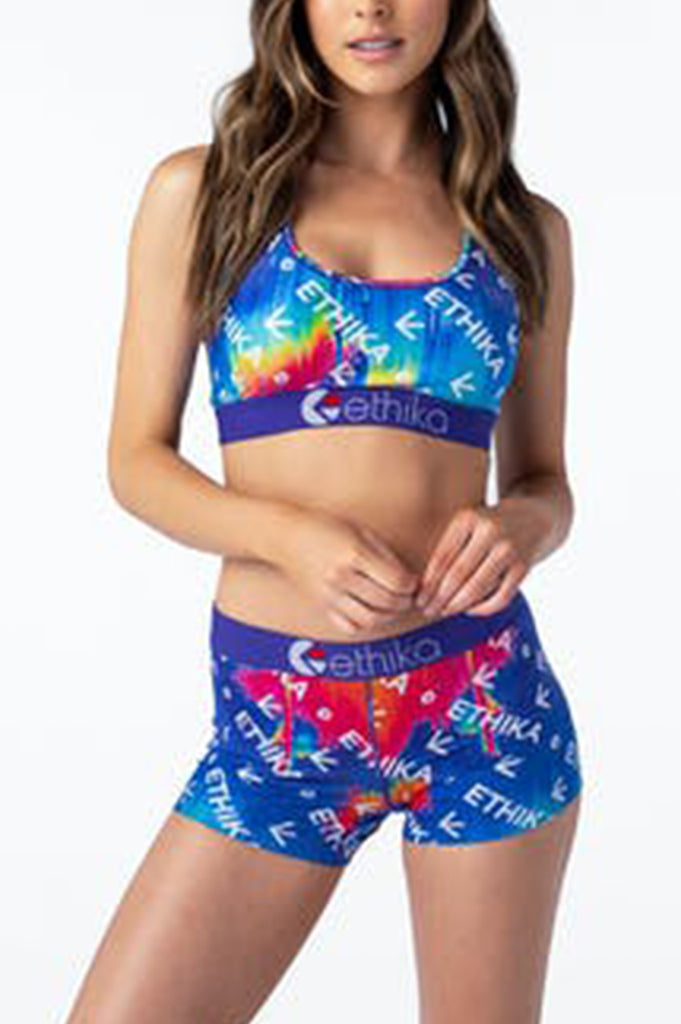 Ethika Women Lucent - Womens Staple  Shorts