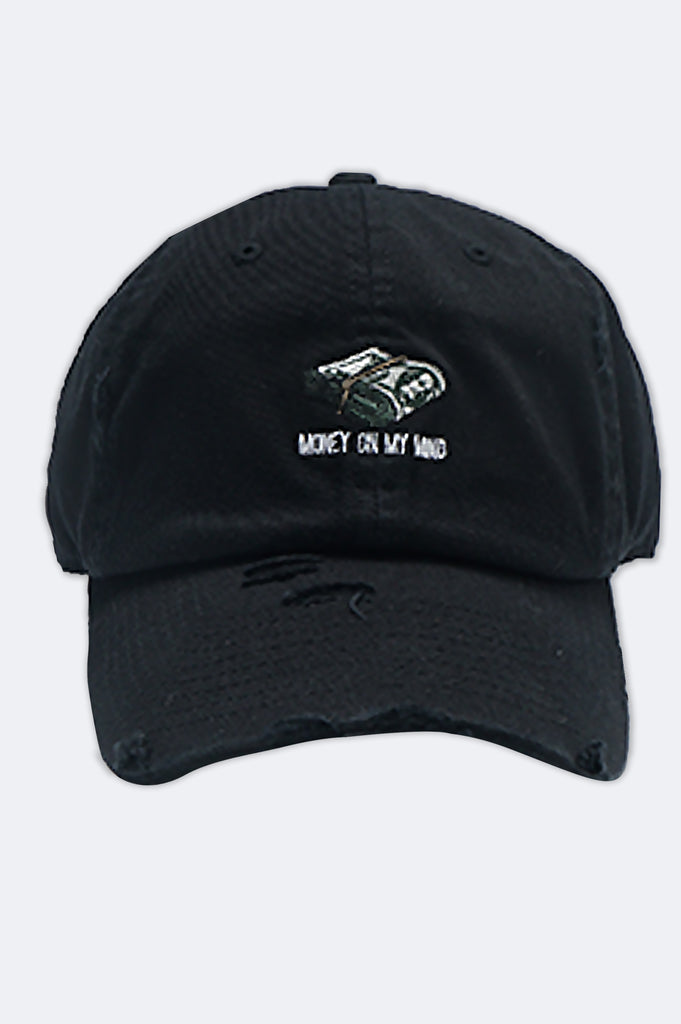 Aao Fashion Acc Dad Hat Money On My Mind